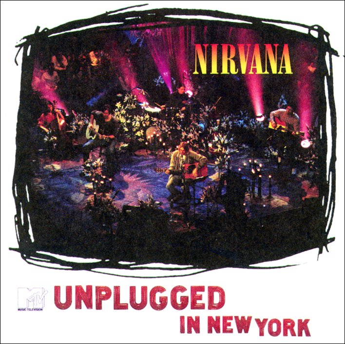 Nirvana Mtv Unplugged Album Cover Disco Eterno: Nirvana ...