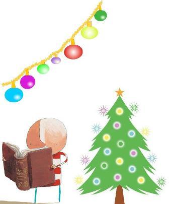 Resultado de imagen de libros y navidad