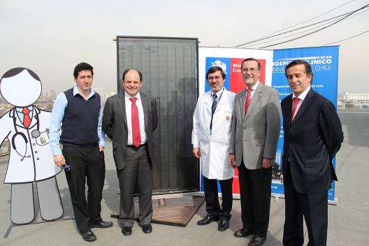 hospitales chilenos: